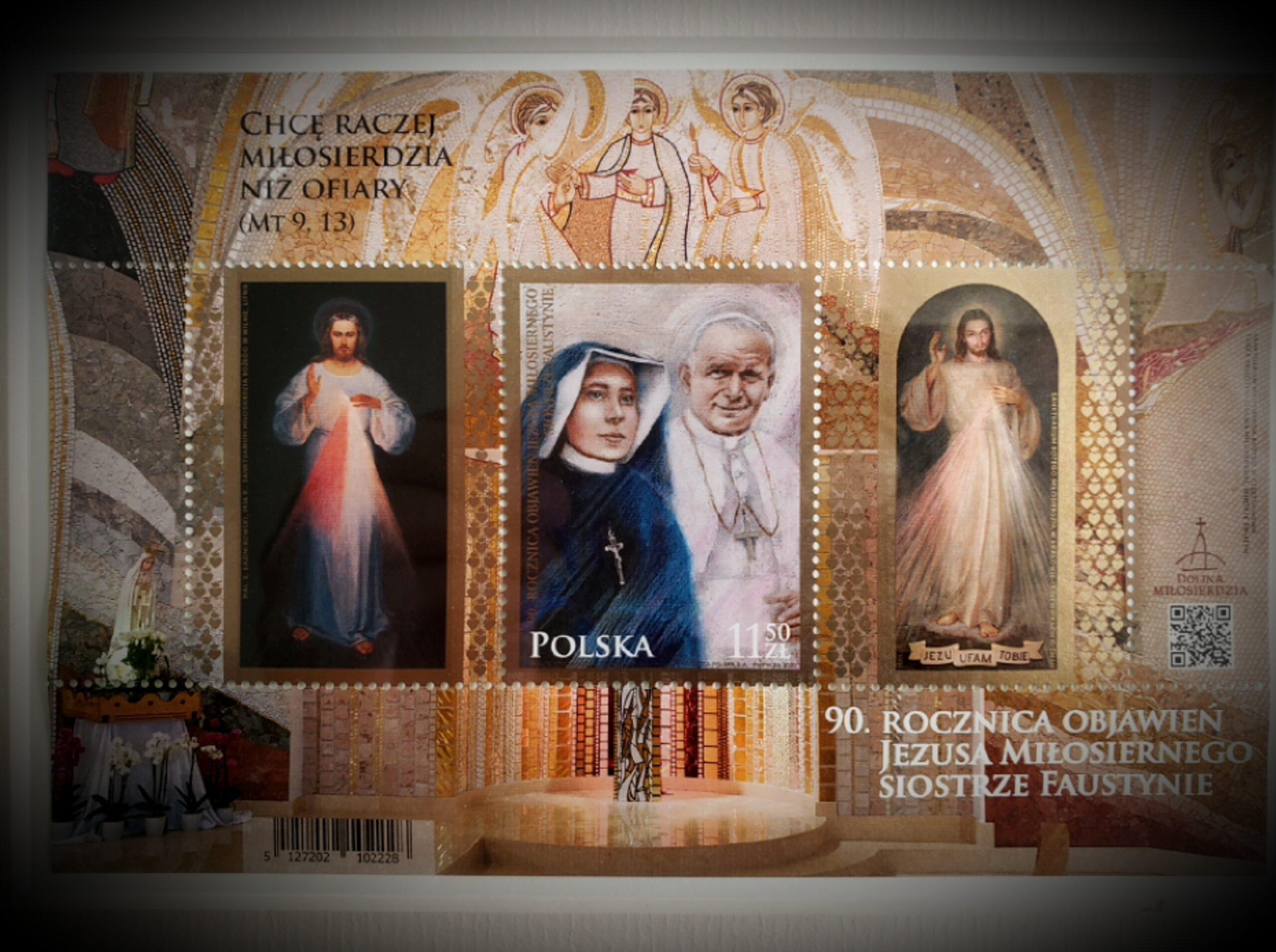 90 rocznica objawień Jezusa Miłosiernego s. Faustynie